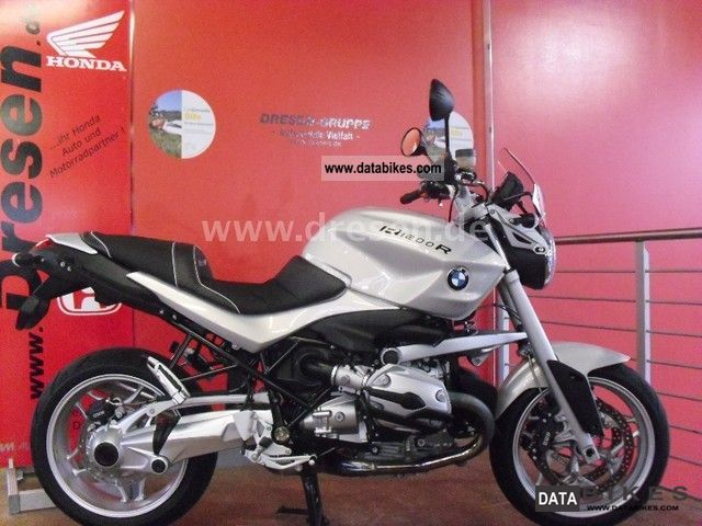 2007 BMW  ABS R 1200 R * like new! * Lots of accessories * Motorcycle Motorcycle photo