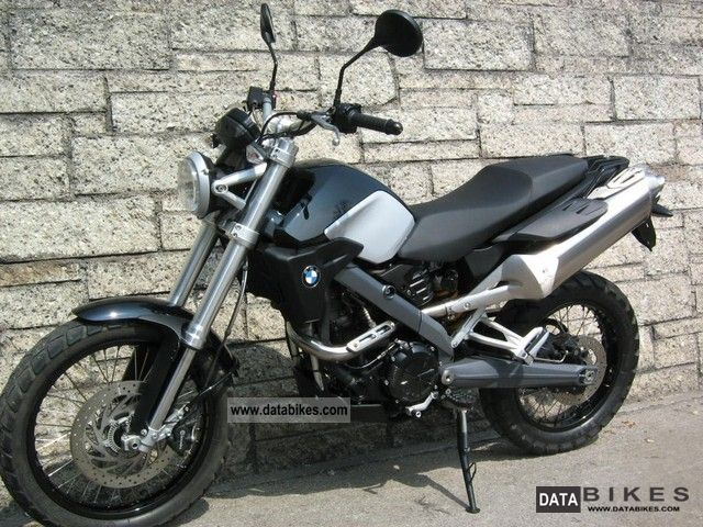 2007 BMW  BMW G 650 ABS, 25 KW / 34 PS Motorcycle Motorcycle photo