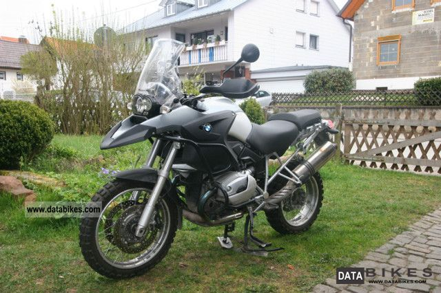 2007 BMW  1200 GS Motorcycle Enduro/Touring Enduro photo