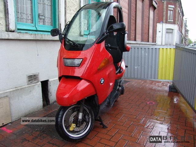 2001 bmw bmw c1 125cc scooter an2001 27000km. Black Bedroom Furniture Sets. Home Design Ideas