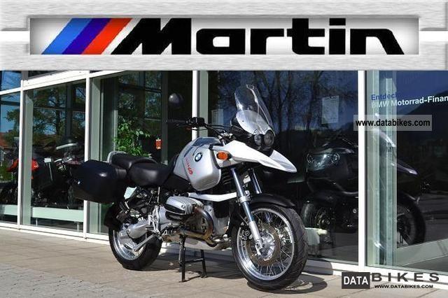 2001 BMW  R 1150 GS ABS, FID, heated grips, luggage Motorcycle Enduro/Touring Enduro photo