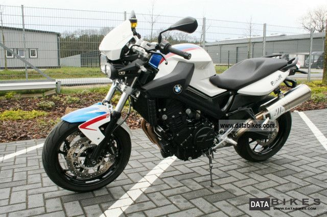 BMW  F 800 R special edition 2011 Motorcycle photo
