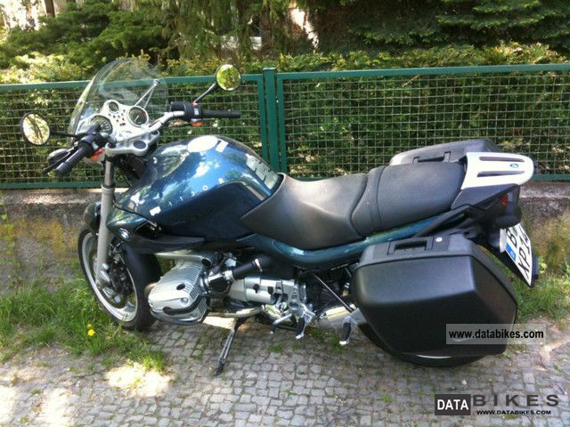 2005 BMW  R1150R Motorcycle Chopper/Cruiser photo