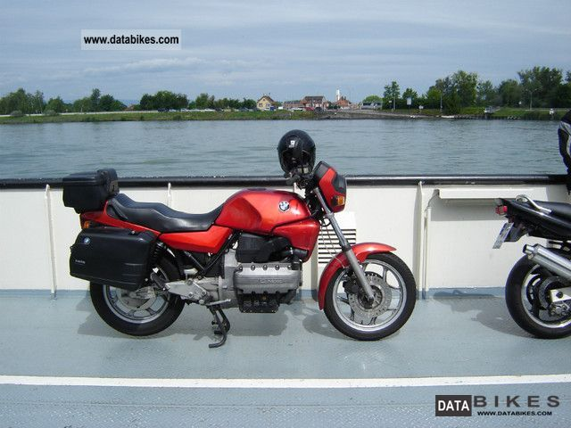 1986 BMW  K100 Motorcycle Motorcycle photo