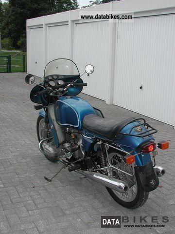 BMW  R 60/7 1977 Vintage, Classic and Old Bikes photo