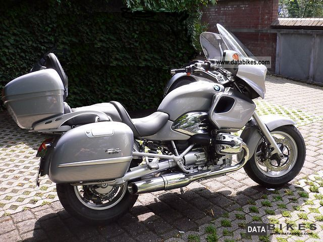 2004 BMW  R1200CL Motorcycle Chopper/Cruiser photo