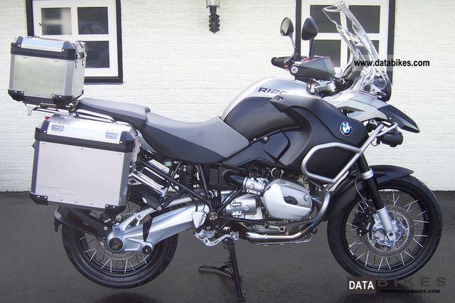 2009 BMW  1200 GS Adventure Motorcycle Enduro/Touring Enduro photo