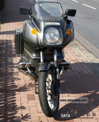 1980 BMW  100RS Motorcycle Tourer photo