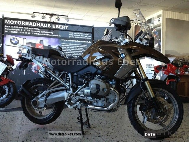 2011 Bmw R1200gs Safety Touring Package Financing