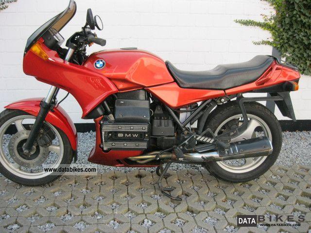 1992 BMW  K 75 S Motorcycle Tourer photo