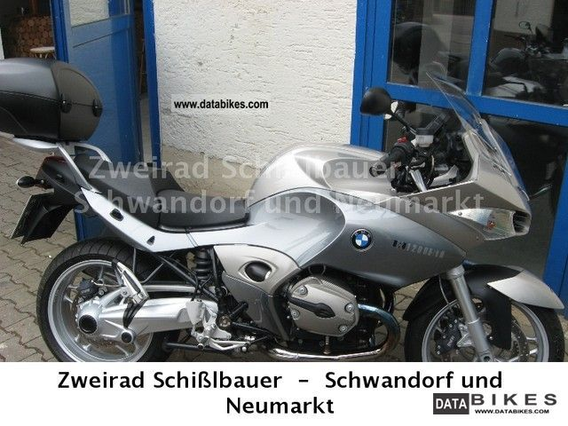 2006 BMW  R 1200 ST Motorcycle Motorcycle photo