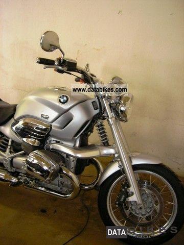 2005 BMW  R 1200 C Motorcycle Chopper/Cruiser photo