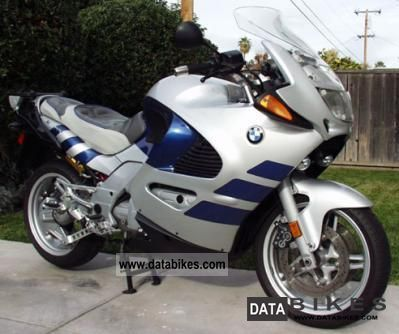 2000 BMW  FOR SALE 2000 K1200 RS dell'anno OTTIMA Motorcycle Tourer photo