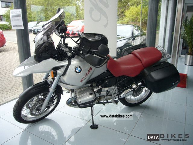 2001 BMW  GS 1150 Motorcycle Tourer photo