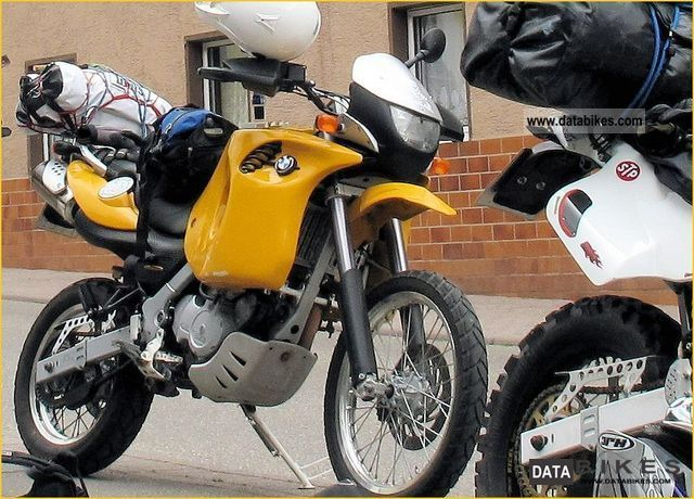 2000 BMW  F 650 GS Dakar Touratech TT39 remote travel Motorcycle Enduro/Touring Enduro photo