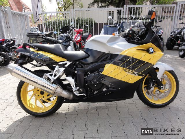 2005 BMW  + + + K 1200S ** TOP ** ABS status, alarm. and lots more! Motorcycle Sports/Super Sports Bike photo