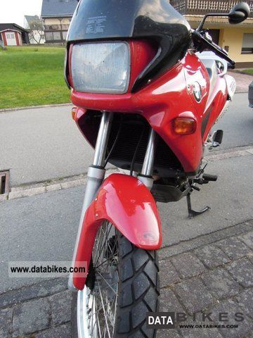 1995 BMW  F650 ST Motorcycle Motorcycle photo
