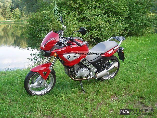 2003 BMW  F 650 CS Motorcycle Tourer photo
