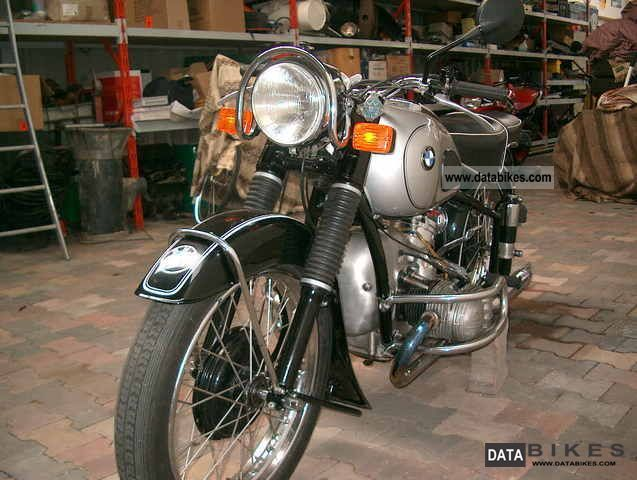 BMW  R 51/3 1951 Vintage, Classic and Old Bikes photo