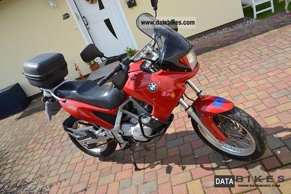1995 BMW  650 F Motorcycle Enduro/Touring Enduro photo