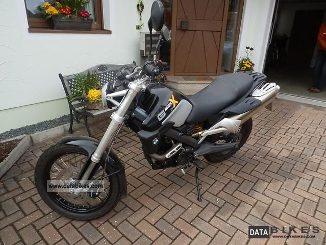 2007 BMW  BMW G 650 Motorcycle Motorcycle photo