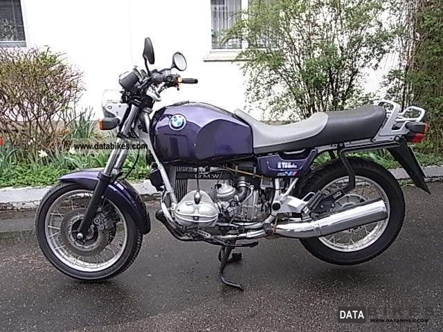 1992 BMW  247 E Motorcycle Tourer photo