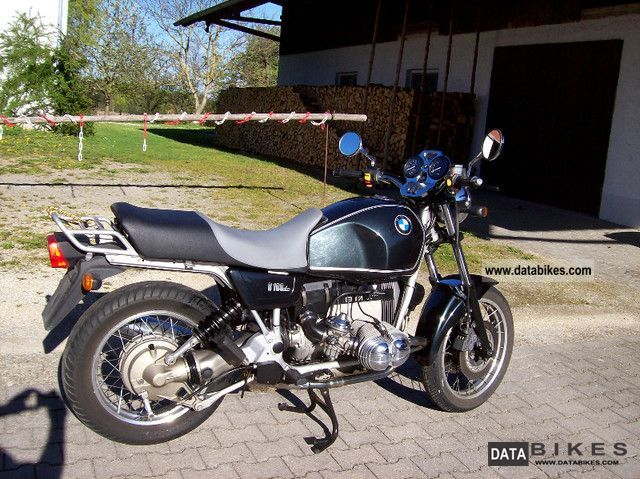 1992 BMW  R 100 R Classic Motorcycle Motorcycle photo
