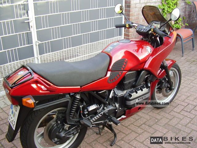 1994 BMW  K75S Motorcycle Naked Bike photo