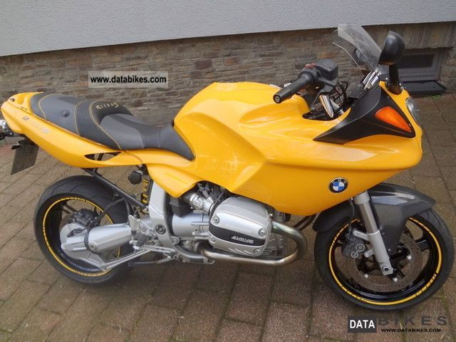 1999 BMW  ABS R 1100 S Motorcycle Sport Touring Motorcycles photo