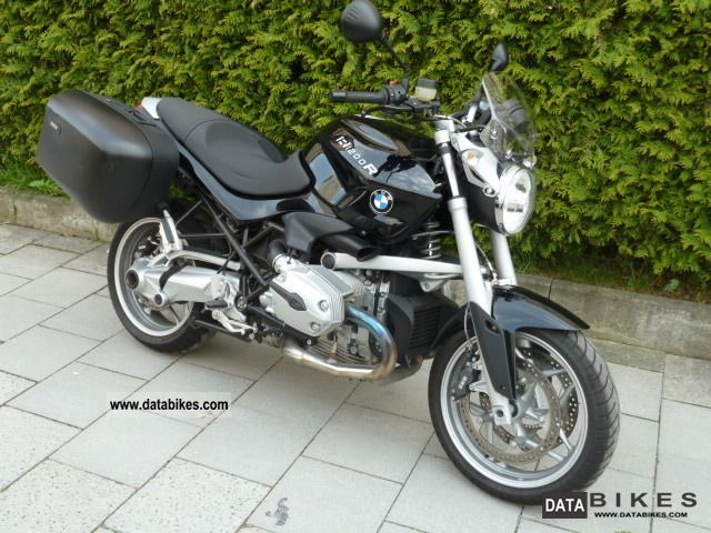 BMW  R1200 R with ESA 2008 Motorcycle photo