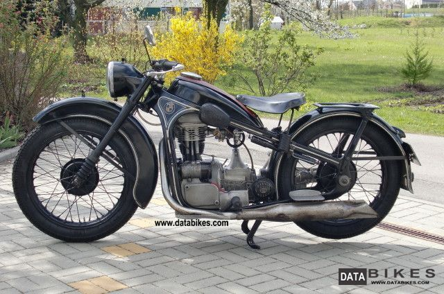 BMW  R 35 - SAG 1948 Vintage, Classic and Old Bikes photo