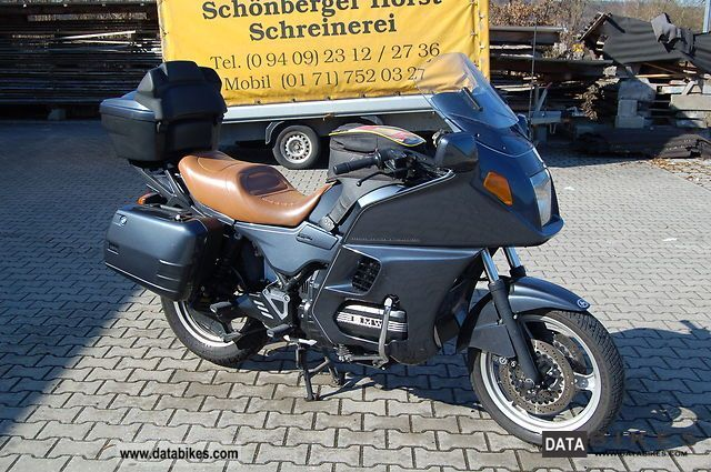 1997 BMW  1100 LT Motorcycle Tourer photo