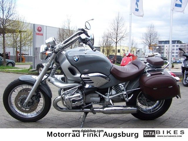 2001 BMW  R 1200 C Motorcycle Chopper/Cruiser photo
