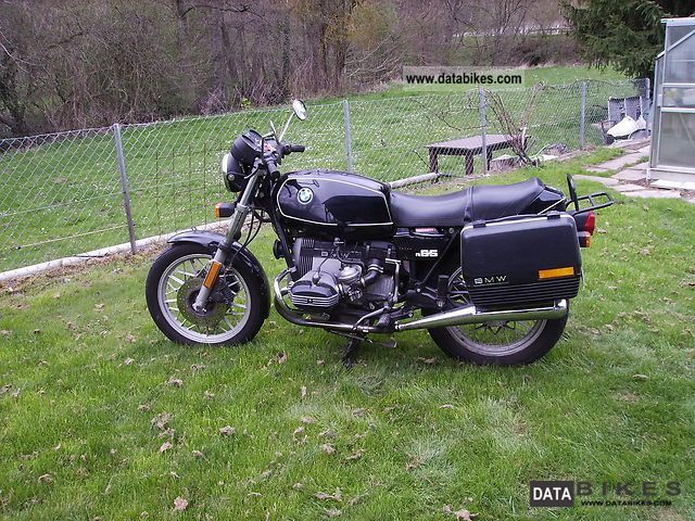 1982 BMW  248 (R65) Motorcycle Motorcycle photo