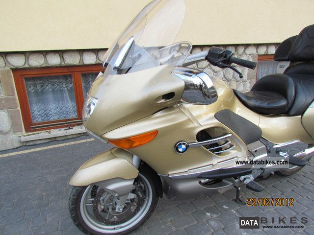 2005 BMW  1200LT 2005 Motorcycle Sport Touring Motorcycles photo