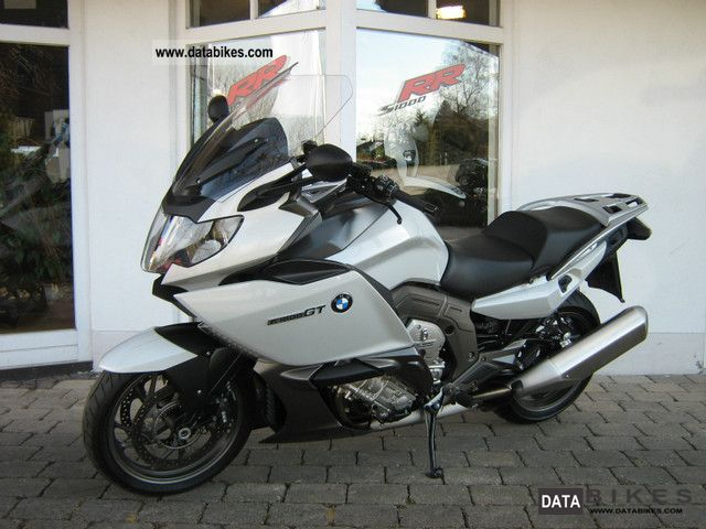 2011 BMW  Fully equipped K1600GT Motorcycle Tourer photo