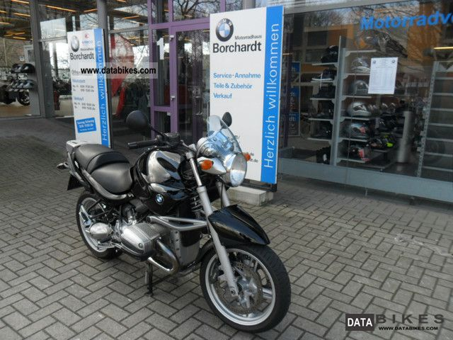 2004 BMW  R 850 R with ABS Motorcycle Motorcycle photo