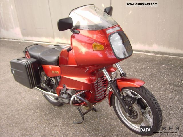 1992 BMW  R 80 RS Motorcycle Motorcycle photo