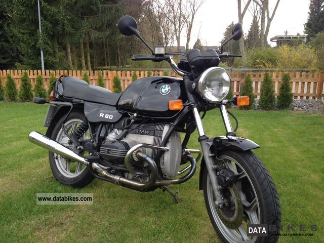 1987 BMW  R 80 RS RT Motorcycle Motorcycle photo