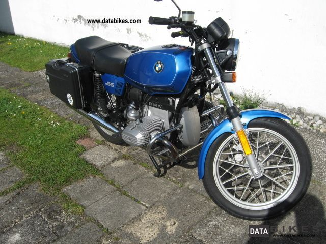 BMW  R65 1978 Vintage, Classic and Old Bikes photo