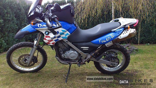 BMW  650 GS Dakar 2002 Enduro/Touring Enduro photo