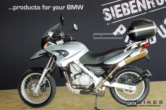 2006 BMW  F650GS Motorcycle Enduro/Touring Enduro photo