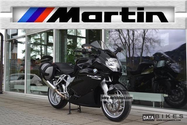 2007 BMW  K 1200 S ABS, ESA, spot luggage, superbike handlebar Motorcycle Sports/Super Sports Bike photo