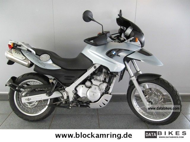 2005 Bmw F 650 Gs Heated Grips Abs