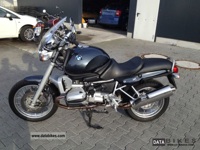 2000 BMW  R 1100 R ABS, spoked wheels Motorcycle Naked Bike photo