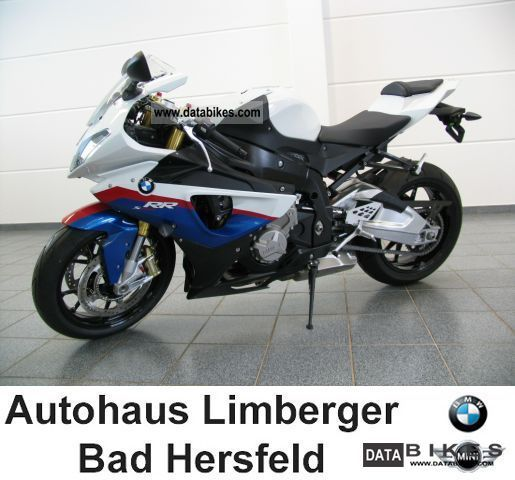 2011 BMW  S 1000 RR Race ABS, DTC Motorcycle Sports/Super Sports Bike photo