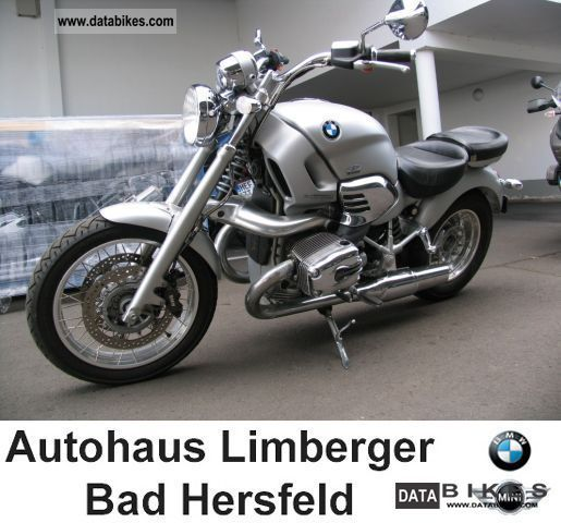 2005 BMW  ABS R 1200 C Motorcycle Chopper/Cruiser photo
