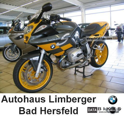 2004 BMW  ABS R 1100 S Motorcycle Sports/Super Sports Bike photo