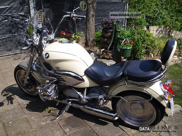 1998 BMW  Cruiser R 1200 Avantgarde Motorcycle Chopper/Cruiser photo