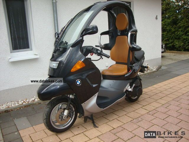 BMW  C 1 125 Executive 2001 Scooter photo